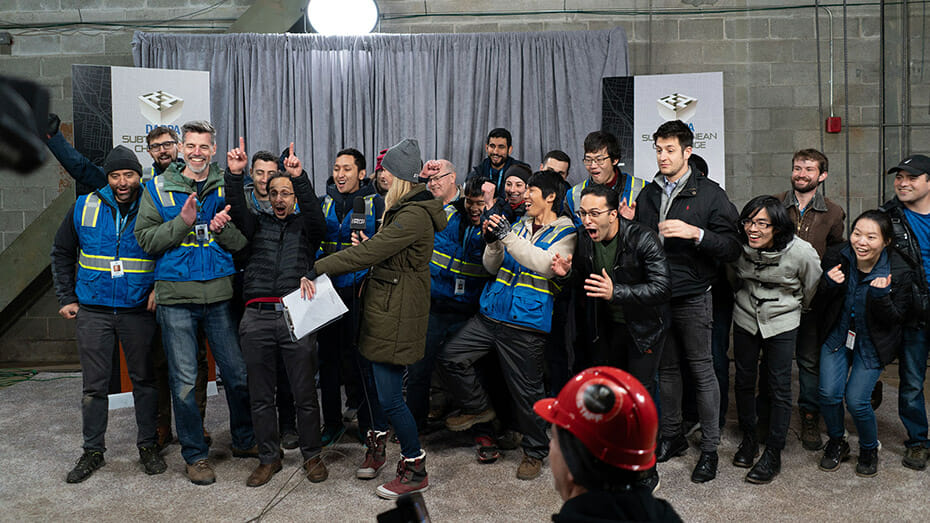 Team CoSTAR learns they placed first at the 2020 DARPA Subterranean Challenge Urban Circuit.