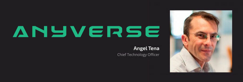Ángel Tena, CTS for ANYVERSE