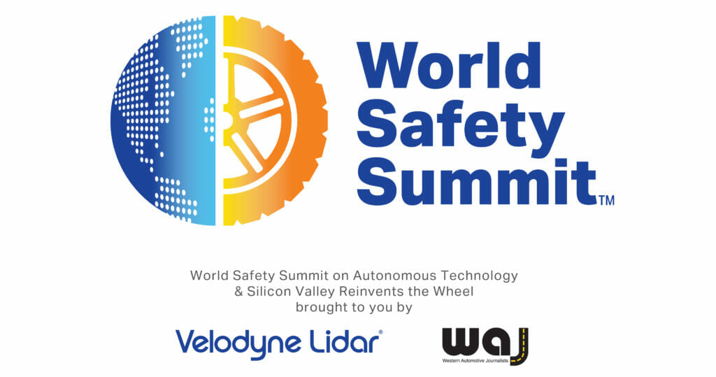 The World Safety Summit on Autonomous Technology will address the safety benefits that can be achieved with autonomous vehicles.