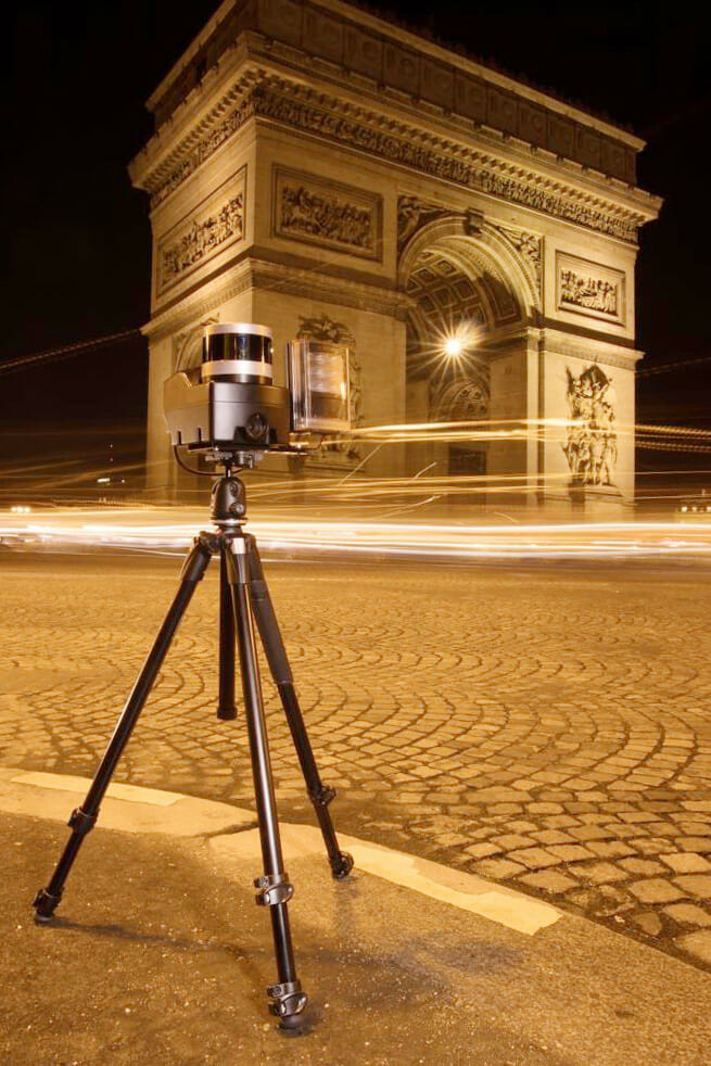 PARIFEX uses Velodyne's lidar sensors in its traffic monitoring solutions which can help reduce road accident rates and enhance roadway safety.
