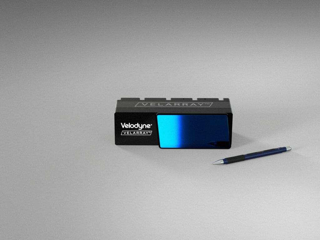 The Velodyne Lidar/Local Motors sales agreement positions Local Motors to incorporate additional Velodyne sensors, including the Velarray H800, into Olli designs so the company can continue to optimize the perception system of the autonomous vehicle.