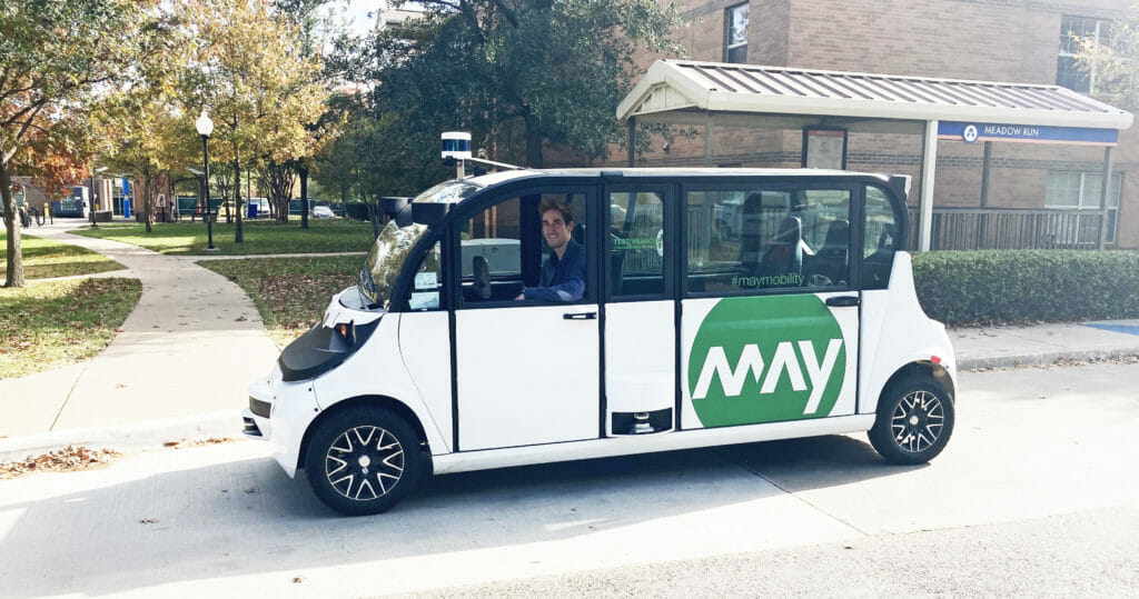 May Mobility selected Velodyne Lidar as a provider of long-range, surround view lidar sensors for its entire growing fleet of self-driving shuttles.