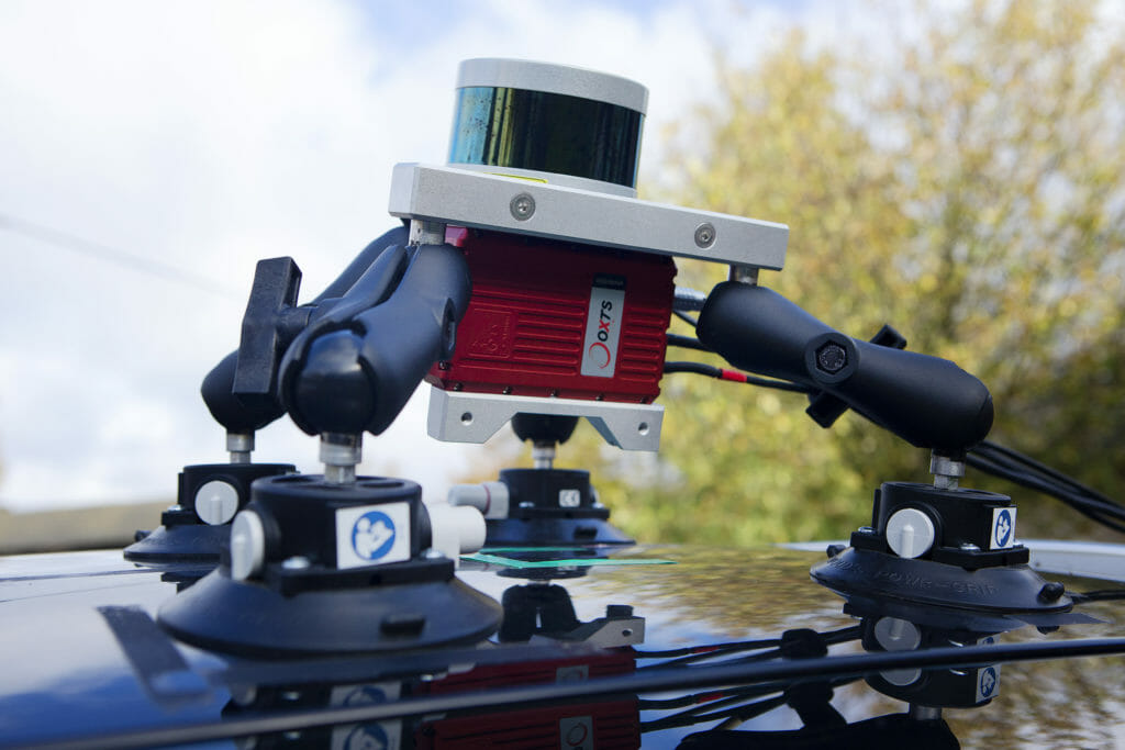 OxTS Inertial Navigation Systems (INS) for mapping combine GNSS with inertial measurements, along with integration of Velodyne lidar sensors, to support the generation of accurate and consistent position, orientation and heading.