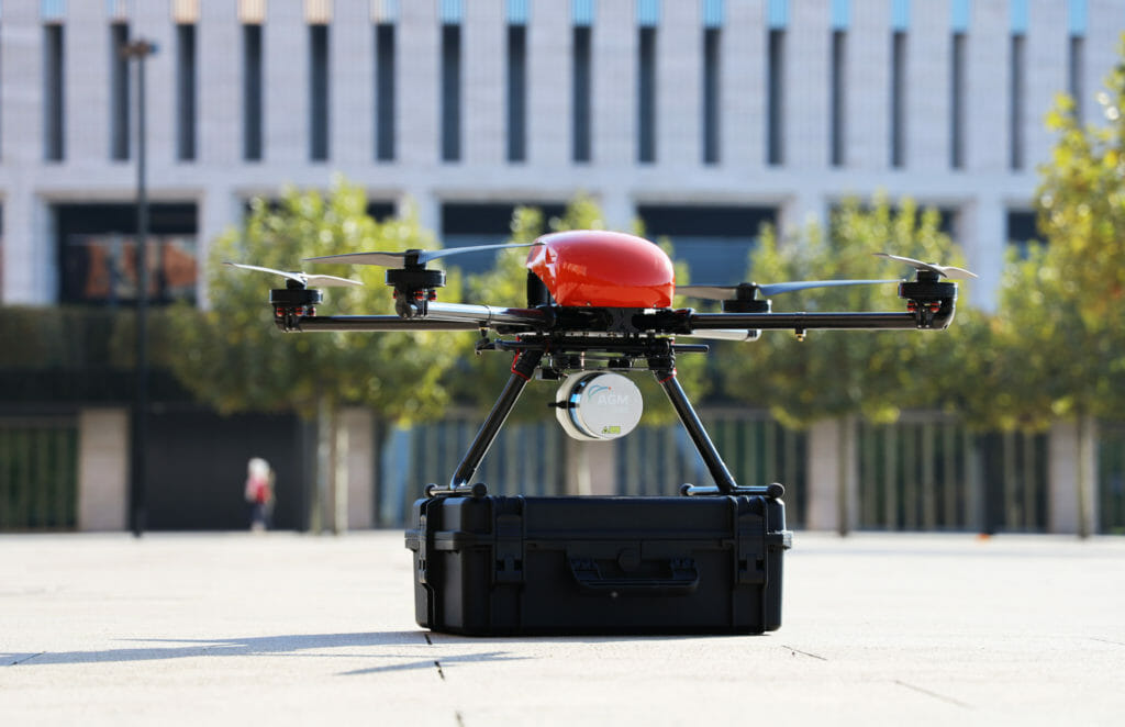 AGM Systems will utilize Velodyne's Ultra Puck lidar sensor in their new AGM-MS3 Unmanned Aerial Vehicle (UAV) mapping solution. This solution is their second generation of one of the most popular UAV lidar scanning technologies for mapping in Russia.