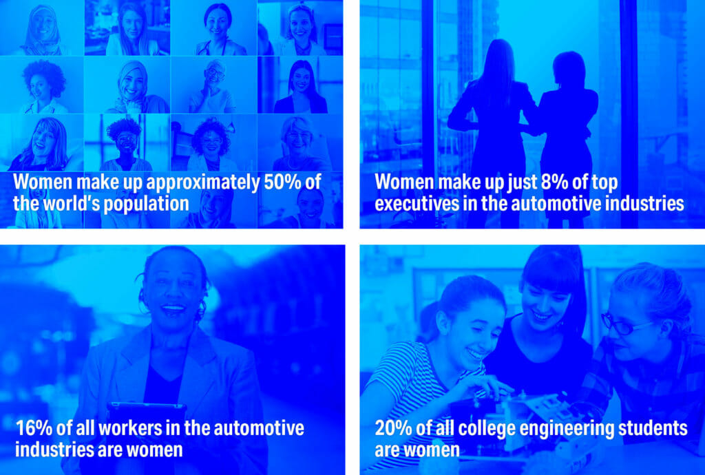 Join us to learn about women in the autonomous vehicles industry at the Disruptive Women Powering Our Autonomous Future Summit on March 25, 2021