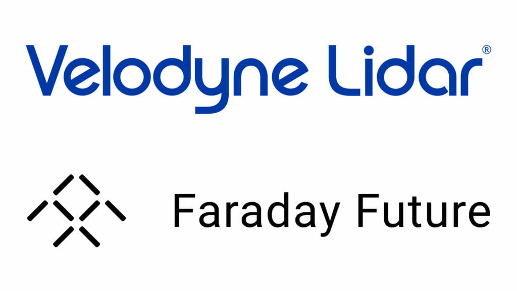 Faraday Future selects Velodyne Lidar as its exclusive lidar supplier for the FF 91 luxury electric vehicle