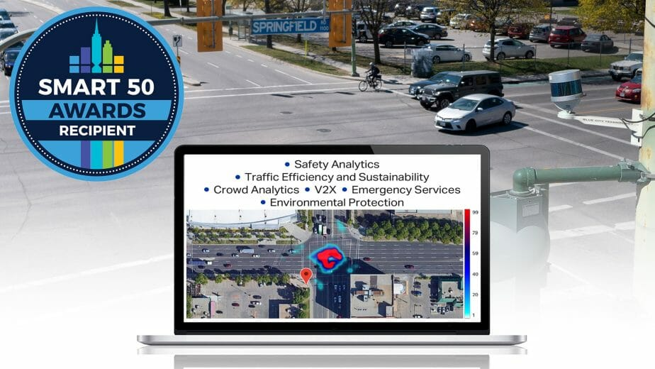 Velodyne Lidar was a recipient of the 2021 Smart 50 Awards from Smart Cities Connect