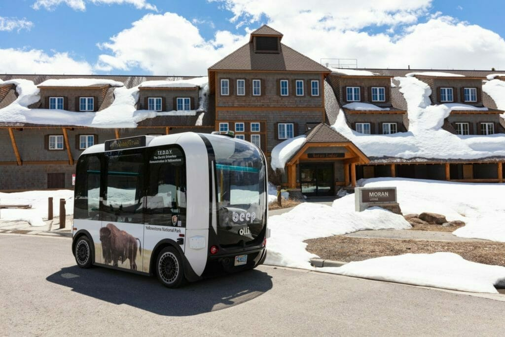 Beep, a provider of multi-passenger, electric, autonomous mobility solutions, is partnering with Local Motors for Yellowstone National Park's first-ever autonomous shuttle program T.E.D.D.Y. (The Electric Driverless Demonstration in Yellowstone), using Olli.